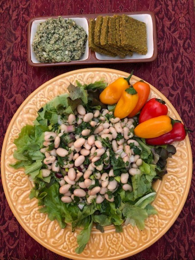 White Bean Dinner