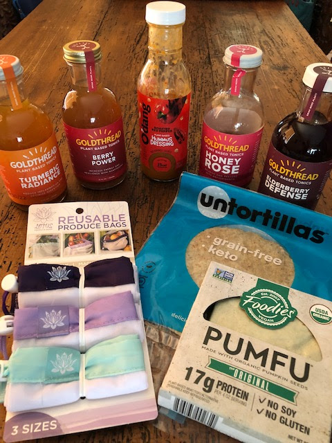 Pumfu, unfortilla, groceries image